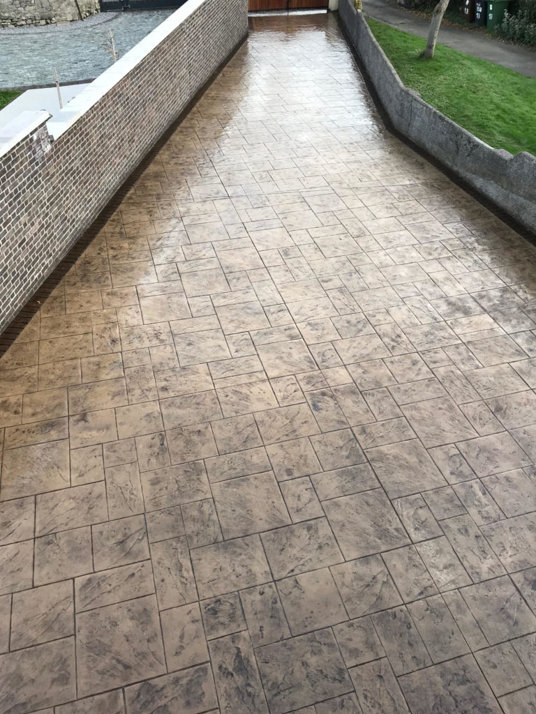 Concrete and Paving Sealer